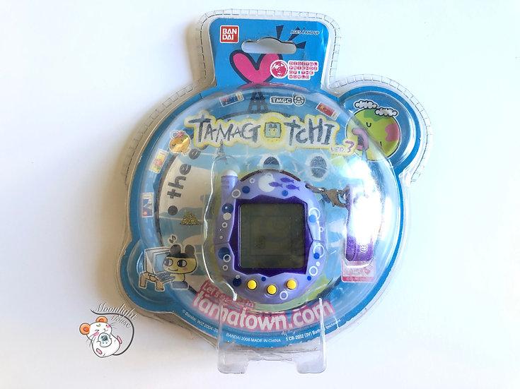 Tamagotchi Connection v3 Purple Lavender Fish English Asia 2005