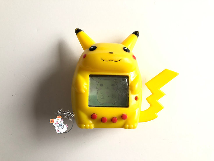 READ Unbranded Pikachu Puppy Tamagotchi Virtual Pet 1998