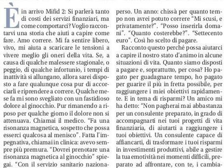 MIFID 2 e il valore del consulente