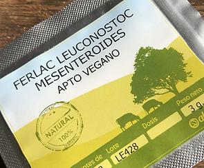 Vegan culture for fresh or aged cheese. (Leuconostoc Mesenteroides)