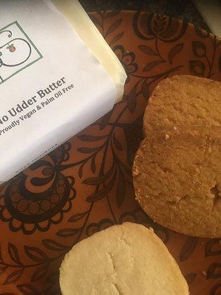 Unsalted No Udder Butter (3 x 200g blocks)