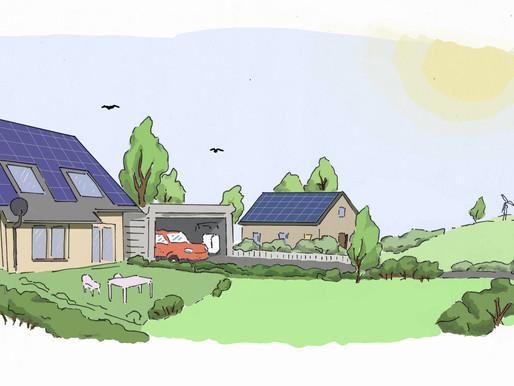 Zehn einfache Schritte, wie du privat Energie sparen kannst