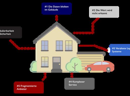 Die sechs großen Herausforderungen des IoT-Gebäudes
