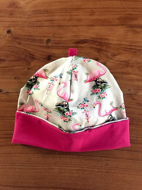 Mütze Pink Flamingo (Gr.51)