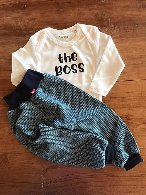 Set Hose & Body Knit