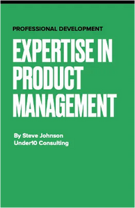 Expertise in Product Management