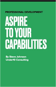 ASPIRE to your Capabilities
