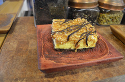 Toasted Caramel Cheesecake