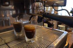 Full Espresso and Tea Bar