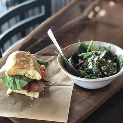 Sandwich and Salad Combo