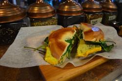Build Your Own Breakfast Sandwich