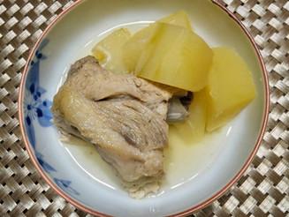 【簡単レシピ】青パパイヤの煮物で肺を潤そう!