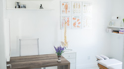 Sala Atendimento Quiropraxia