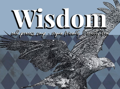 Wisdom - Cold Process Soap