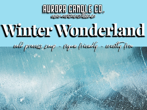 Winter Wonderland - Cold Process Soap
