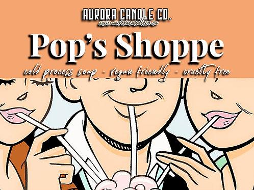 Pop's - Cold Process Soap