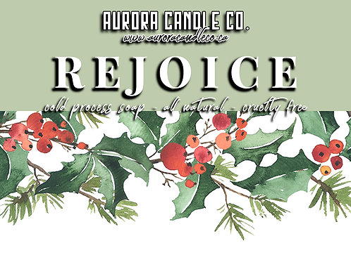 Rejoice - All Natural Soap