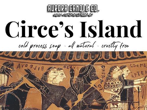 Circe's Island - All Natural Soap