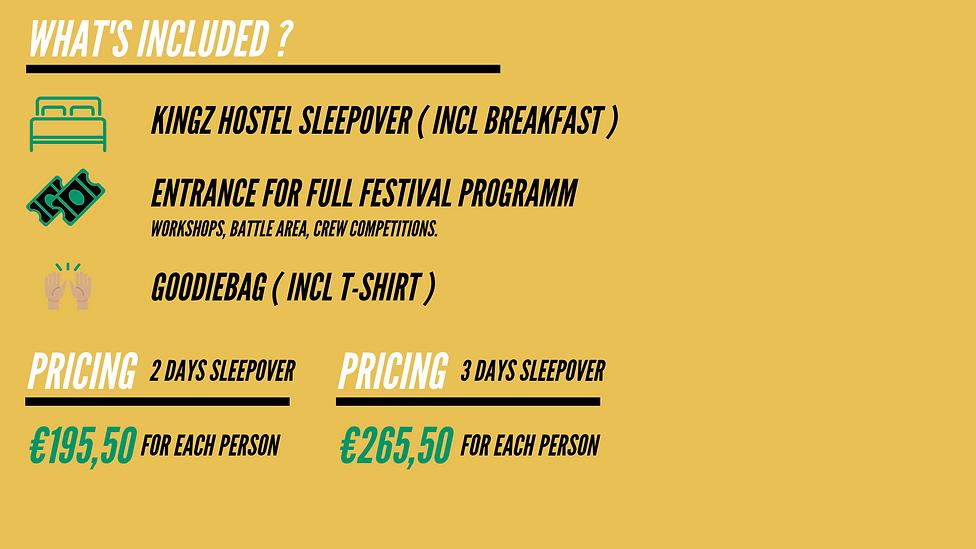 Hiphop KIng Festival Package Deal.png