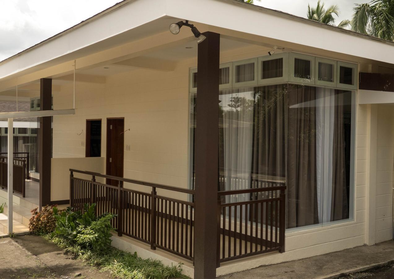 Villa Room Outside