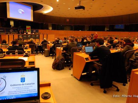 Paz En Construcción, en la conferencia Vislumbrando el fin de la guerra en Siria en el Parlamento Eu
