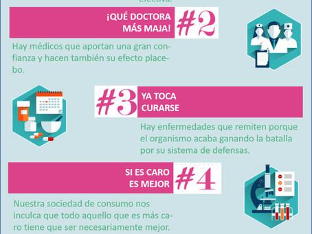 ¿POR QUÉ A VECES FUNCIONAN LAS PSEUDOTERAPÍAS? #StopPseudociencia #STOPBulos