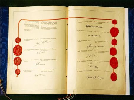 70 Años Del Convenio Europeo De Derechos Humanos.