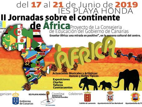 Paz En Construcción En Las 2ª Jornadas Sobre El Continente De África.