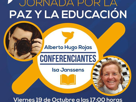 Jornada Por La Paz Y La Educación.