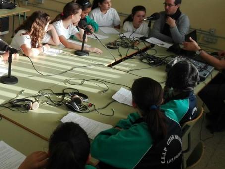 Radio Escolar CEIP Césa Manrique.