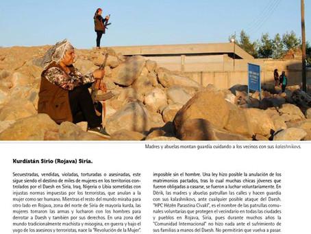 Esto no es solo cosa de hombres. NU2. Revista Mar y Arte.