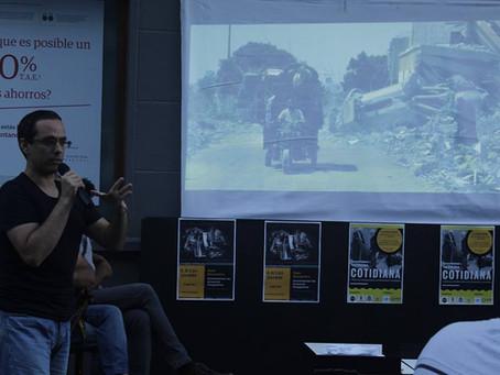 Paz En Construcción en el I Festival Internacional de Fotografía Cotidiana La Palma