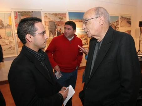 20º Aniversario Del Premio Nobel De Literatura A José Saramago, Su Presencia En Los Comienzo de PEC.