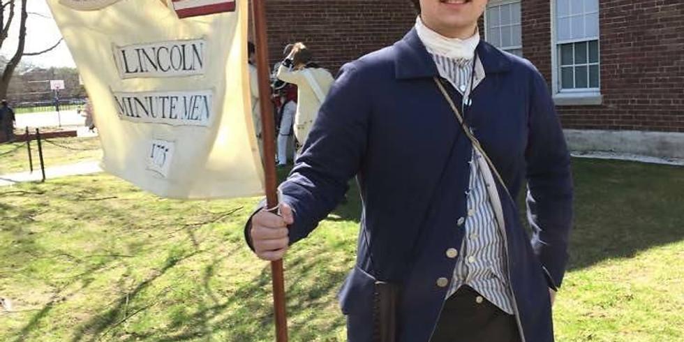 Patriots' Day Dawn Tribute and Walk to Concord