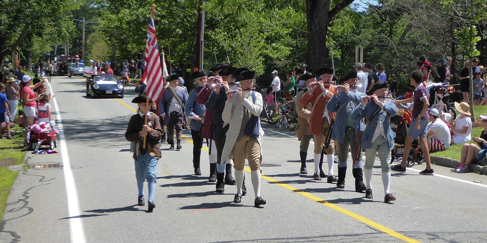 Lincoln Fourth of July Parade (1)