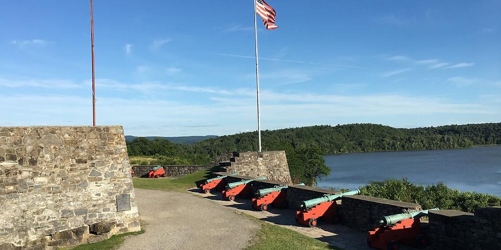 Fort Ticonderoga Fife & Drum Muster