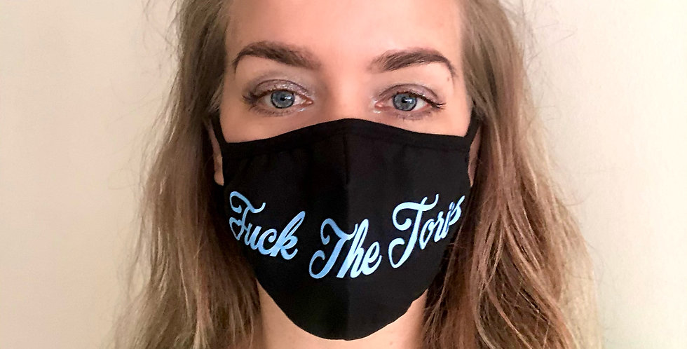 Fuck the Tories Mask