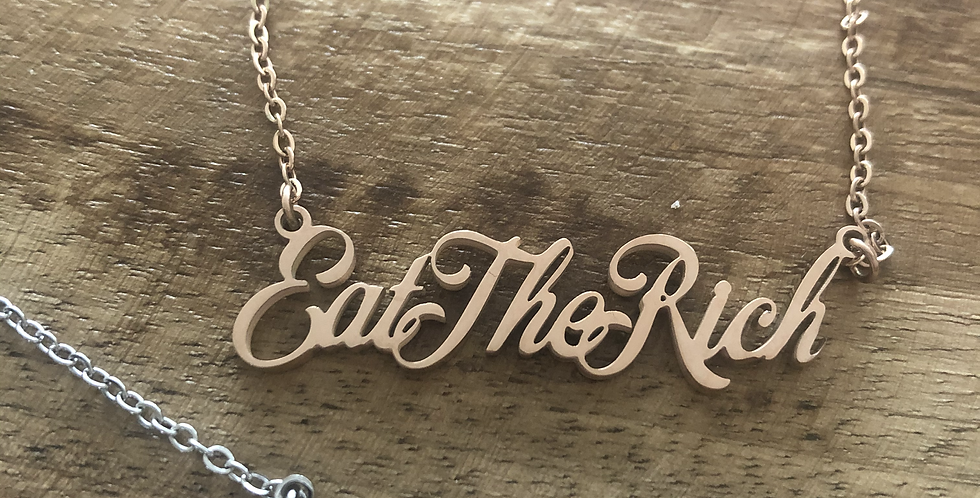 The Imperfect Eat the Rich