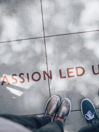 Passion Led Us, Barking