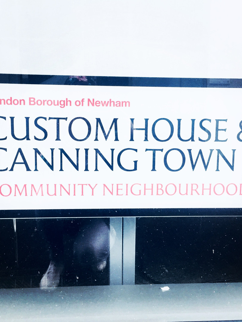 Canning Town Library, Canning Town
