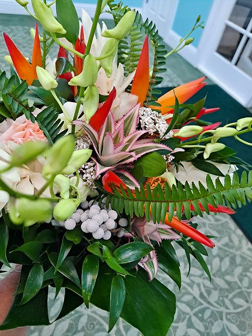 Bridal Bouquet Tropical