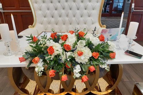 Wedding Flower Arrangement 2 feet
