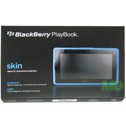 BlackBerry ACC-39313-303 Blue Ruber Skin Case for