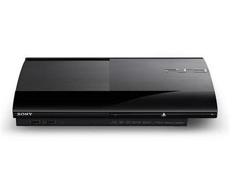 PlayStation 3 250GB w/ Eye Cam