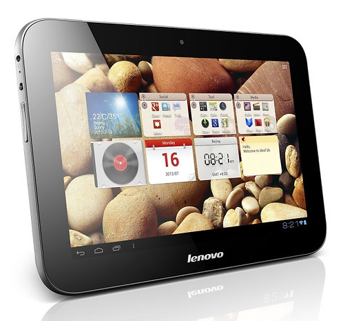 Lenovo - IdeaTab A2107 Tablet with 8GB Memory