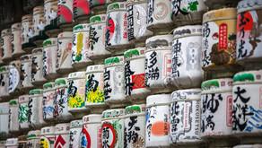 For God's Sake! O Saquê na Mitologia Japonesa