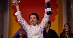 O melhor Chef do mundo de massas é japonês, e com uma receita que leva saquê!