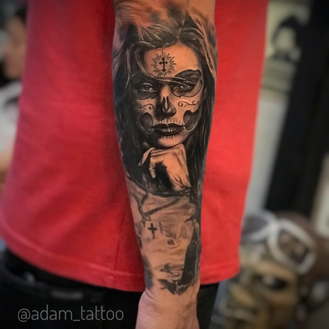 Art by Adam Edwards