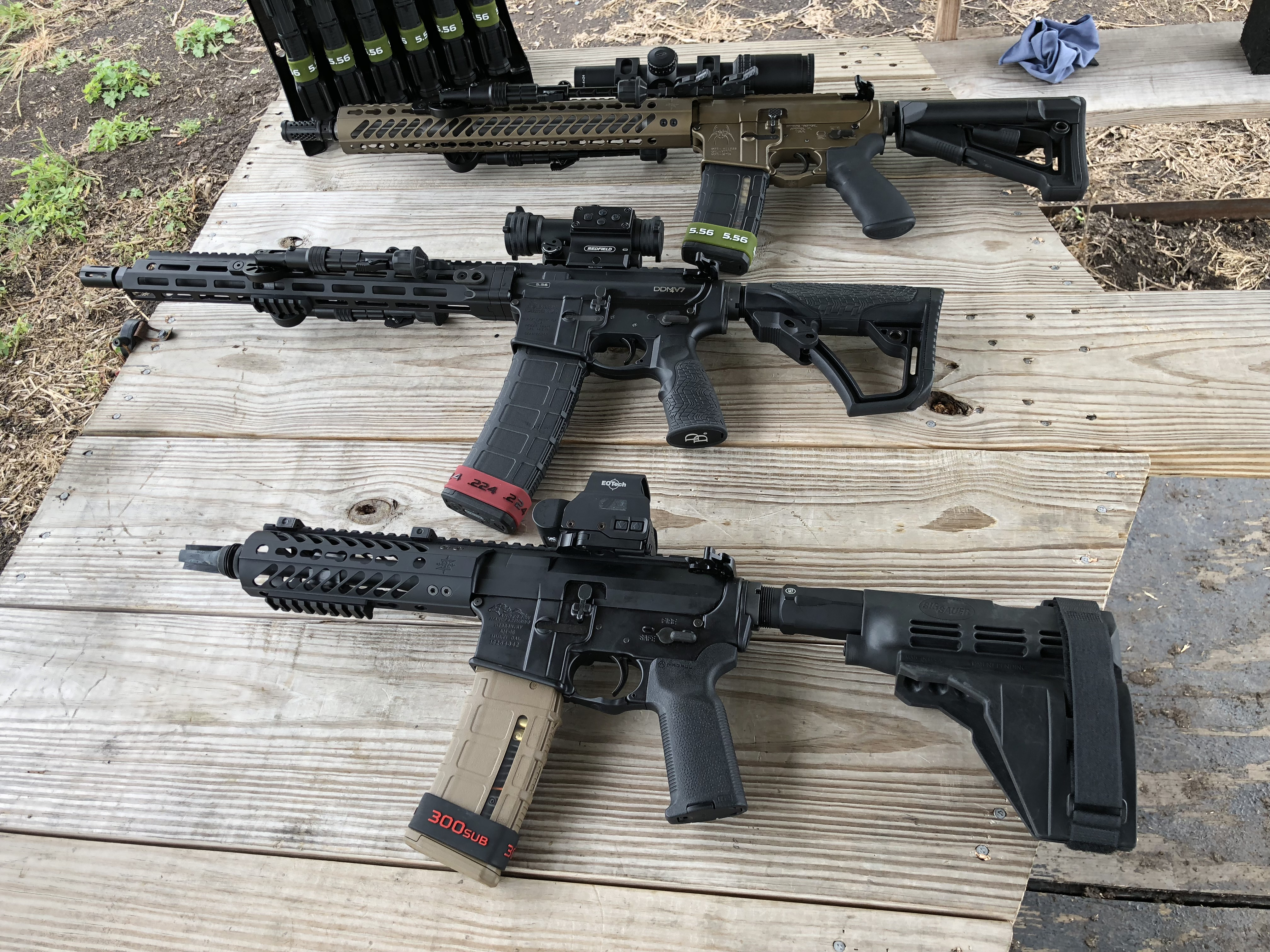 Ammo Bands