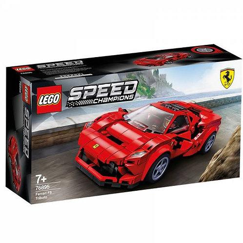 Lego Speed Champion Ferrari F8 Tributo